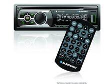 Blaupunkt NBR4105BP In-Dash CD/MP3 Car Audio Receiver+Bluetooth+USB/AUX/Micro-SD