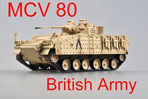 Easy Model 1/72 British Army MCV-80 Infantry Fighting Vehicle Iraq 1991 #35035