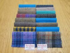 Harris Tweed Less than 1 Metre Craft Fabric Remnants