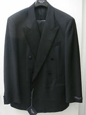 Principe by Marzotto Tuxedo Black 42-L ~ Made in Italy ~ New w/ tag Retail $1495