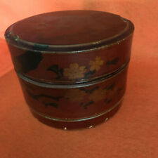 Victorian Travelling Dresser Collar Box