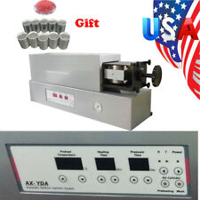 Dental Automatic Flexible Manual Denture Machine Injection System 450W Equipment