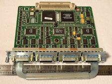 Cisco NM- SERIAL4A/S 4-port Module 2610 2620 2621 2611 2650 2600XM 3600 Routers