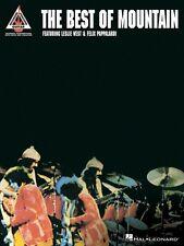 The Best of Mountain Sheet Music Guitar Tablature Book NEW 000694958