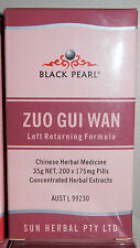 1 Month Supply:Zuo Gui Wan-chronic lumbago,disorders of sexual function,Addisons
