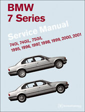 NEW BENTLEY WORKSHOP REPAIR MANUAL BMW 740iL 750iL E38