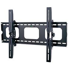 "19""-60"" Black TV/Monitor/LCD Flat Panel Wall Mount Tilt Bracket 65MM 110 LBS"