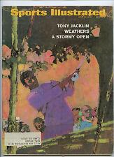 Sports Illustrated Tony Jacklin US Open Pele Soccer Tony Conigliaro Red Sox 1970