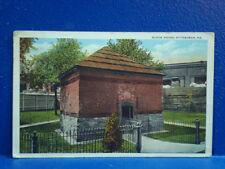 1921 Block House Postcard/PITTSBURGH, PA