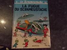 belle reedution du scrameustache la fugue du scrameustache avec dessin dedicase
