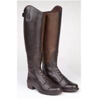 Leather Riding Boots, Taurus Burnham Riding Boots, Long Riding Boots, Free P&P