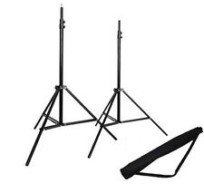 2x6.5ft Photograph Studio Light Stand Tripod for Umbrella Flash Softbox Lighting