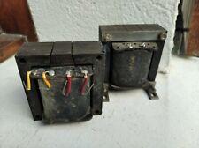 Paire de transformateur de sortie PHILIPS audio hifi tube lampe 6V6 6L6 EL34