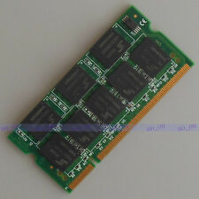 1GB DDR333 PC2700 sodimm 333Mhz laptop Notebook low density memory RAM DDR1