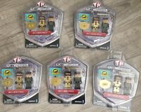 NEW Lot Of 5 Sealed Tube Heroes SKY HERO PLAY PACK 2015