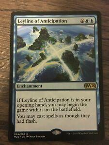 Leyline of Anticipation NM x1 M20 English MTG Magic the Gathering