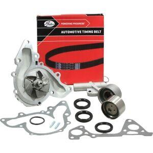 Timing Belt Kit+HAT+Water Pump For Mitsubishi Triton MK 6G72 3.0L V6 1996-2006