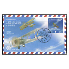 [CF7864] España 2020, FDC 100 Aniv. Correo Aéreo español (NS)