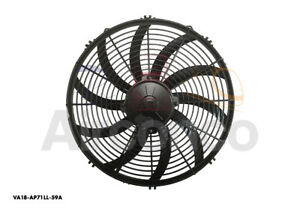 "Spal Axial Fan, VA18-AP71/LL-59A, 12v (Pull) 16"" (385mm) - Genuine Product!"