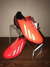 new arrivals 237ef 102f7 BOY S ADIDAS ADIZERO SOCCER CLEATS - RED (SIZE 5.5 Y ) Q33917 KIDS active  sport