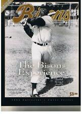 1994 Buffalo Bisons Baseball Program