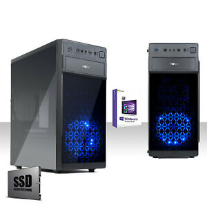 PC DESKTOP INTEL QUAD CORE WINDOWS 10PRO/WIFI/SSD240GB/RAM 8GB/HDMI,VGA,COMPLETO