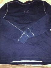 MINT Indigo Blue cp company sweatshirt XL From Stone Island. Spezial LG ARDWICK