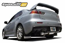GReddy Evolution GT Exhaust System for 08-15 Lancer EVO Evolution X 4B11