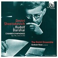 The Dmitri Ensemble - Shostakovich: Chamber Symphonies [CD]