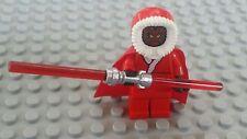 LEGO Star Wars Minifigure Santa Darth Maul with Lightsaber