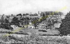 Radlett Railway Station Photo. Elstree - Napsbury. Mill Hill to St. Albans. (4)