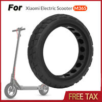 8.5 inch Rubber Damping Solid Tire Tyre Wheel for Xiaomi M365 Electric Scooter