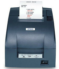 Epson TM-U220D  Serial -Tear Bar - Dark Gray  NEW  C31C515653