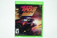 Need for Speed Payback Deluxe Edition: Xbox One [Brand New]