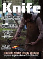 Australian Knife Magazine Issue 4, May-July 2018