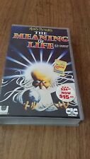 MONTY PYTHON'S THE MEANING OF LIFE - JOHN CLEESE -  VHS VIDEO