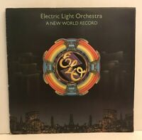 "ELO Electric Light Orchestra 1976 A New World Record 12"" Vinyl UA Records"