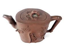 ROC Chinese Yixing Zisha Teapot Trunk 5