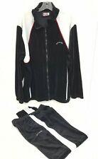 EUC Unisex Adults Sweat Suit OLD SKOOL URBAN WEAR Size XL Black & White E06-26