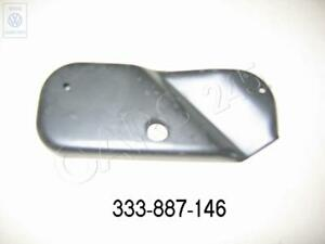 Genuine Volkswagen Securing Plate Right NOS Passat syncro 31 333887146