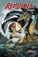 Red Sonja #23 DYNAMITE COVER C 2018 1ST PRINT