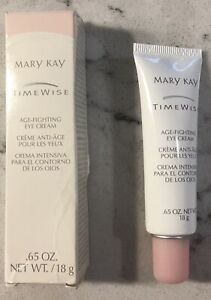 MARY KAY TIMEWISE .65 OZ AGE-FIGHTING EYE CREAM 710100