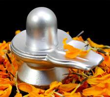 Parad shivling / Mercury Shivling / Shiv lingam Pooja Home 2 inches (317grm)