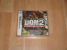 DRAGON QUEST MONSTERS JOKER 2 DQM2 DE SQUARE ENIX NINTENDO DS NUEVO PRECINTADO