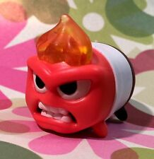 Authentic Disney Tsum Tsum Stack Vinyl Anger 🔥 LARGE Figure