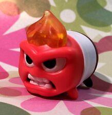 Authentic Disney Tsum Tsum Stack Vinyl Anger SMALL Figure VHTF!
