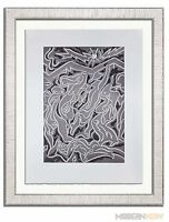 Andre MASSON ETCHING in Aquatint ~HAND SIGNED ~Ltd EDITION 89/120 +FRAMING