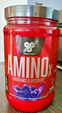 BSN AMINO X ENDURANCE AND RECOVERY GRAPE 30 SERVINGS