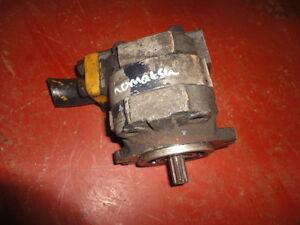 Komatsu PC40 Ancillary Hydraulic Pump  PC40-1 model