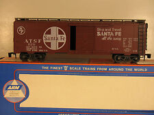 "Ahm ""O"" Scale Santa Fe Box Car * New*"